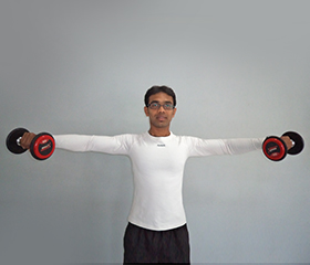 Arm and Shoulder Exercise